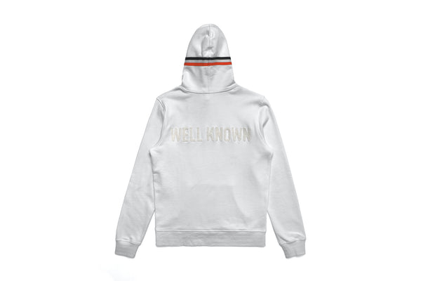 The Bowery Hoody - White Powder