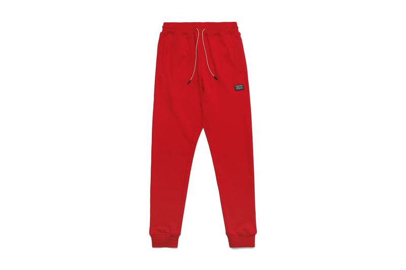 The Broome Sweatpants - True Red