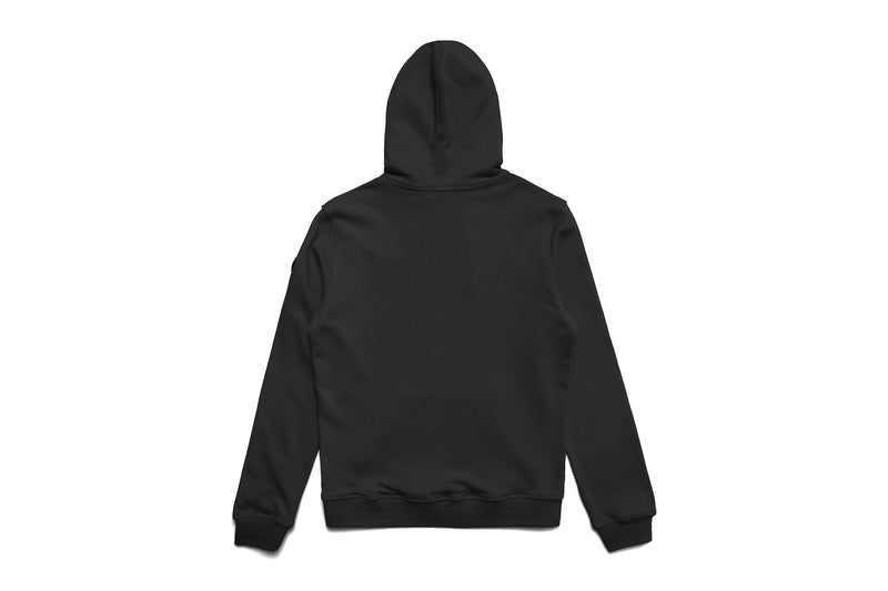 WELL KNOWN The WK AMG Hoody - Black