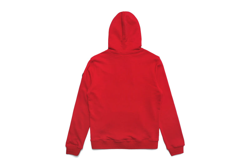 The Wk Wagon Hoody - True Red