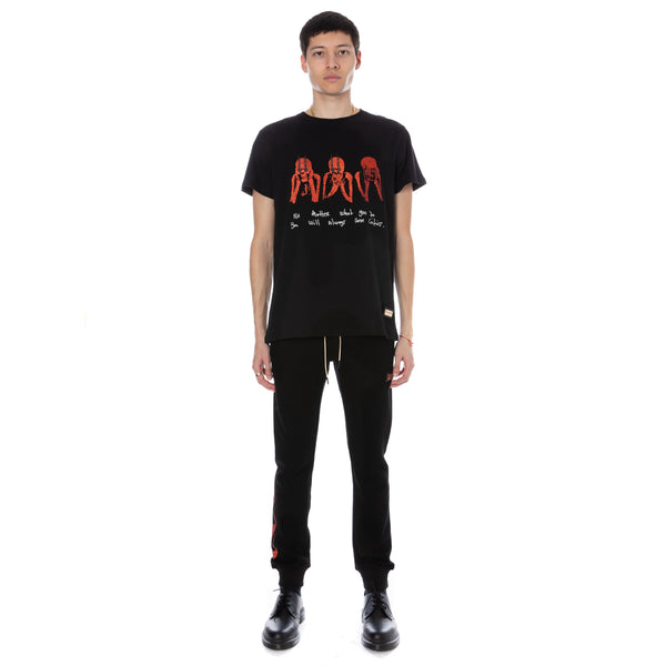 Well Known Studios Cooper Tee - Black