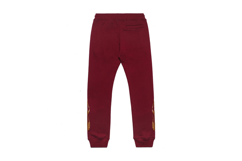 Cooper Sweatpants - Burgundy