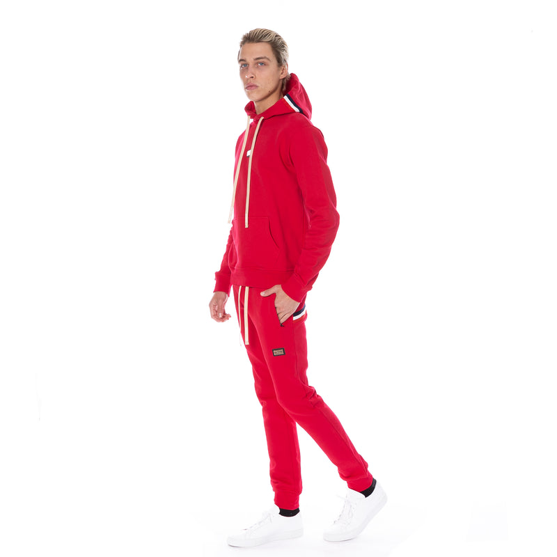 Well Known Studios Bowery Sweatpants - Red