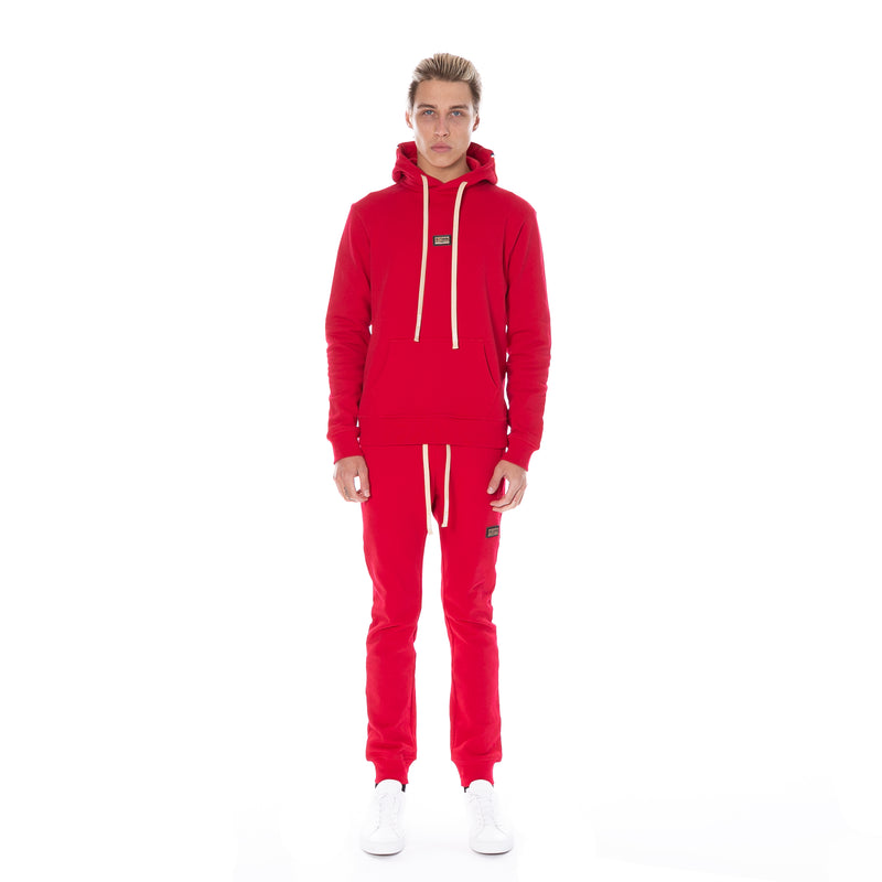 Well Known Studios Bowery Hoodie - Red