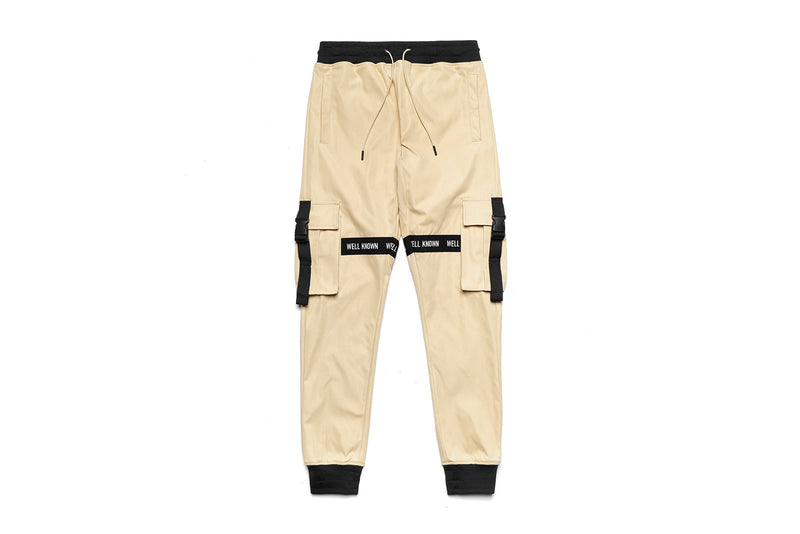 Lexington Trackpants - Tan