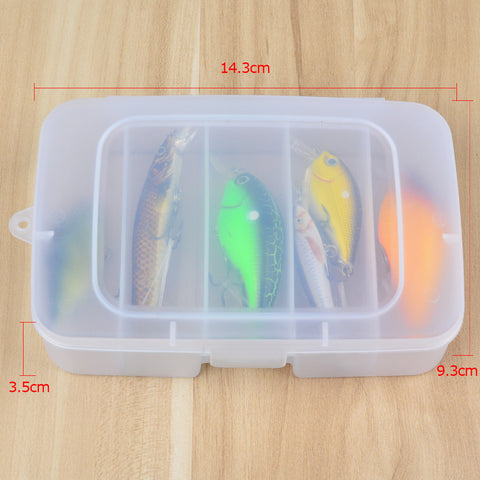 High Quality Fishing lure Mixed Size Fishaing bait 6#-10# high carbon steel hook fishing tackle