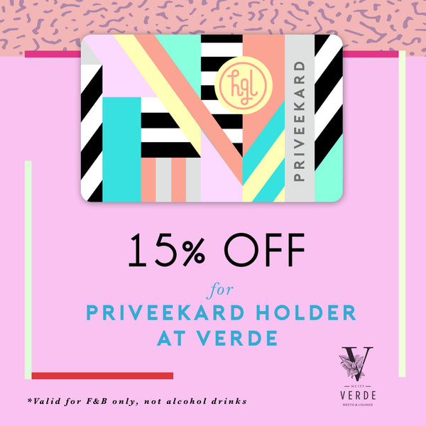 Benefit Priveekard