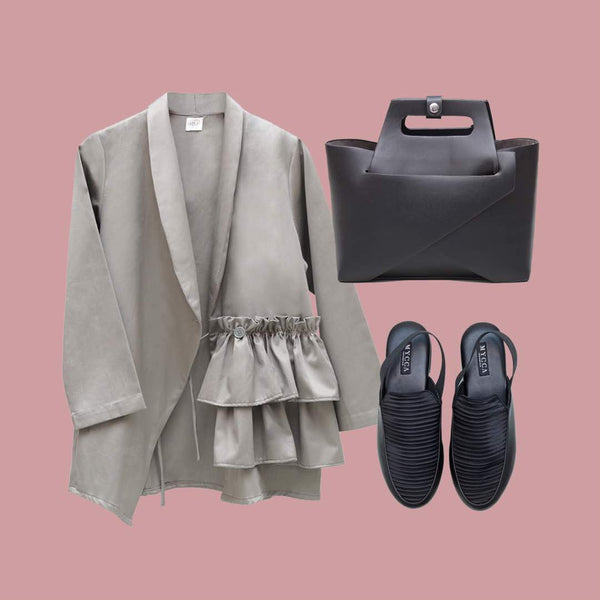 Creating looks that feel both smart and sophisticated.