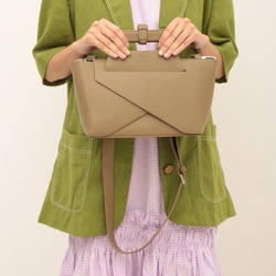 New Doxogami Zip Olive Green - Doxology - hglhouse
