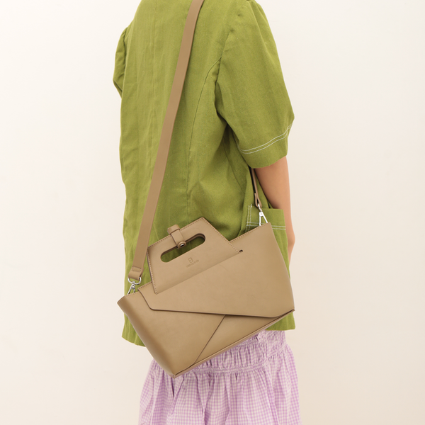 New Doxogami Zip Olive Green - Doxology