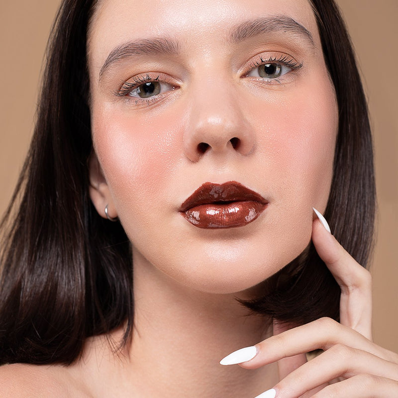 Lip Metallic 18 - Nama Beauty - hglhouse