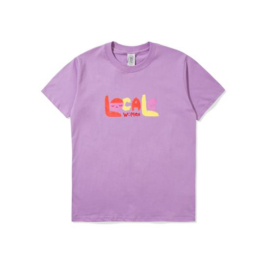 BRUSH LOGO - LOCALE WOMEN X LIUNIC