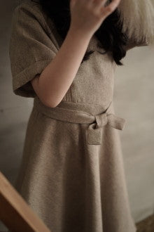 Mini Madeline Chestnut - Maven Kids - hglhouse