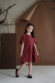 Mini Maryjane Red Wine - Maven Kids - hglhouse