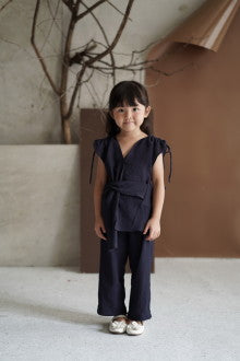 Mini Mae Saphire Blue - Maven Kids - hglhouse