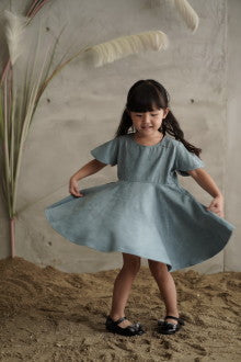 Mini Maryjane Powder Blue - Maven Kids - hglhouse