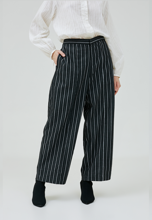 Azalea Stripes Pants - Mera Mera Studio