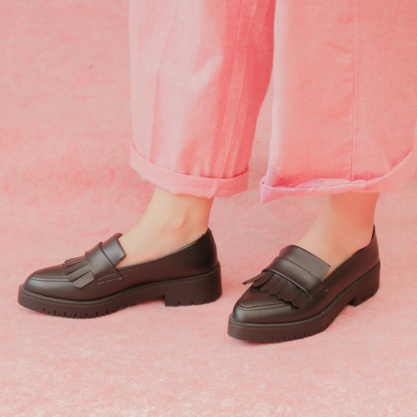 Loafer Black - Mks Shoes