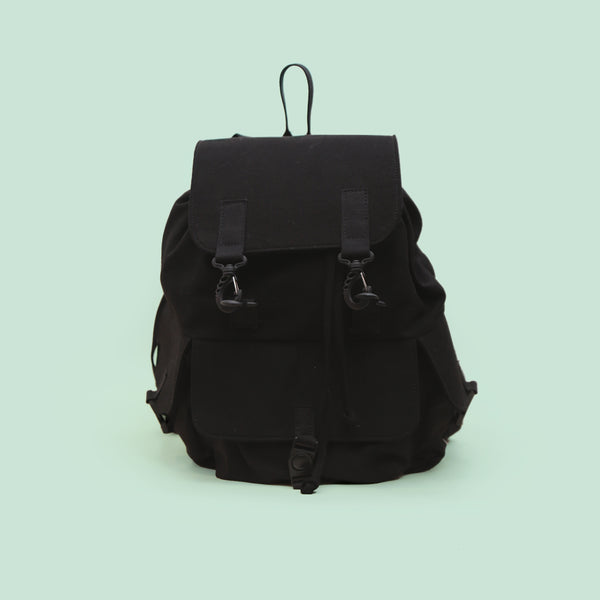 Black Nala Backpack - Anzoct