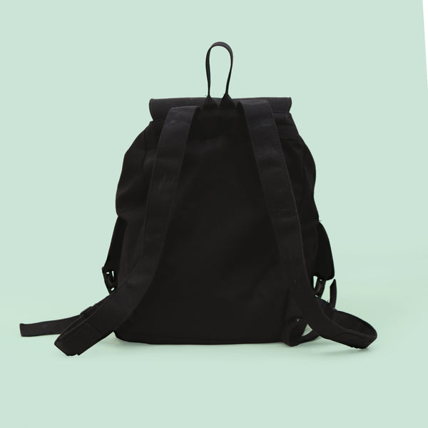 Black Nala Backpack - Anzoct - hglhouse