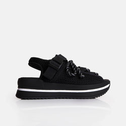 Benva Black - Mks Shoes