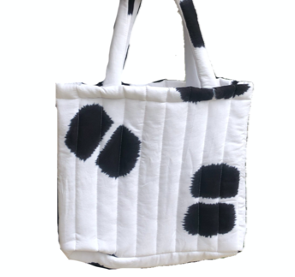 Cow Patch Puff - Tuff Puff