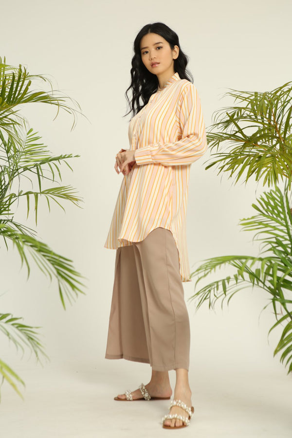 Shirin Pink Stripes - Luna Habit