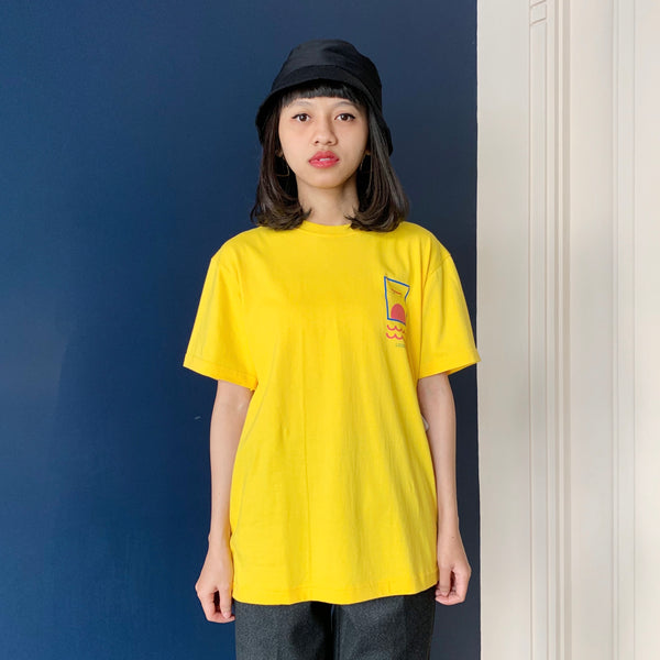 Skate Club Yellow - Locale Woman - hglhouse