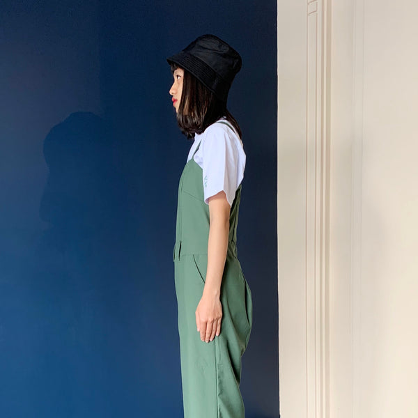 Nite Tuff Jumpsuit Green - Locale Woman - hglhouse