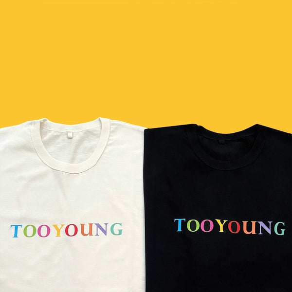 Le Blanc Tshirt - Tooyoung