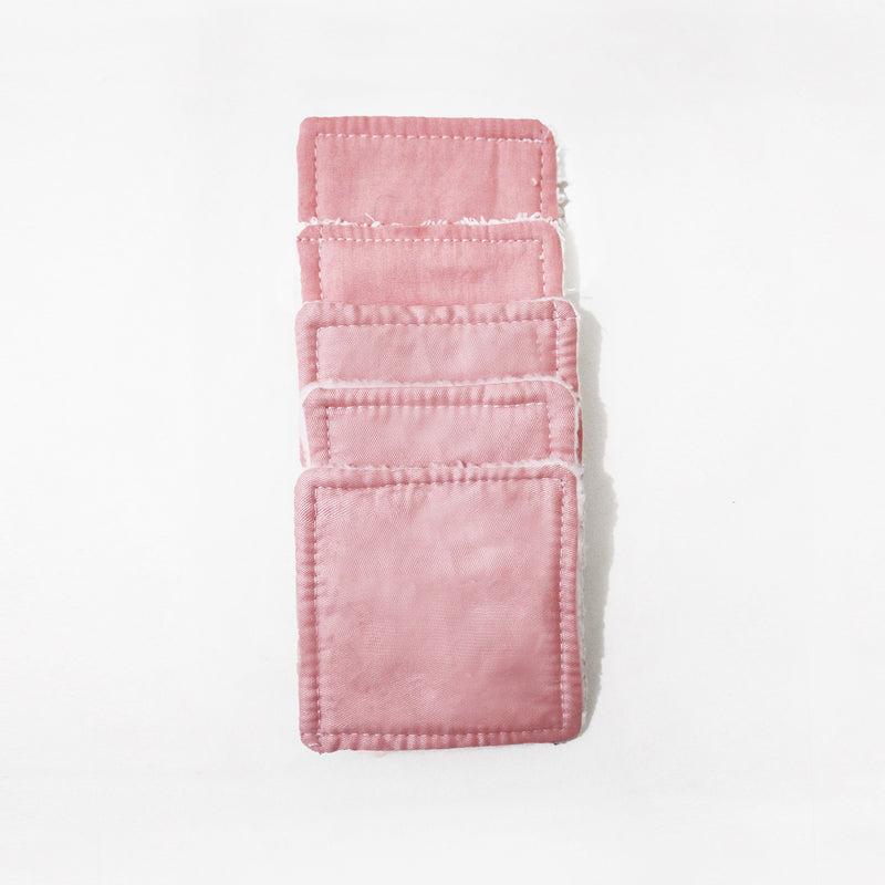 Zero Waste Cotton Pads - Evening - hglhouse