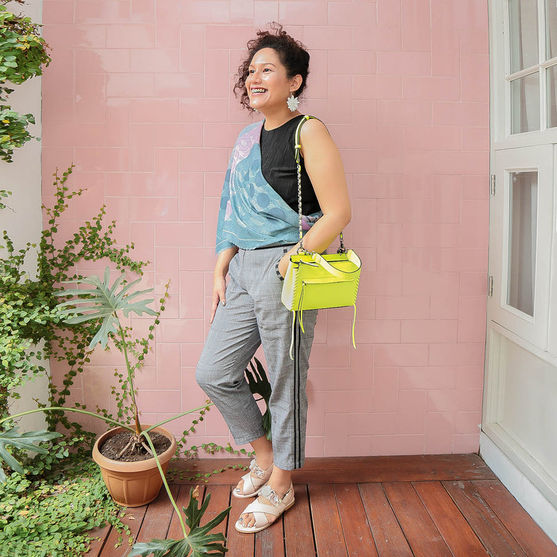 Anka Pants Grey - Okainku - hglhouse