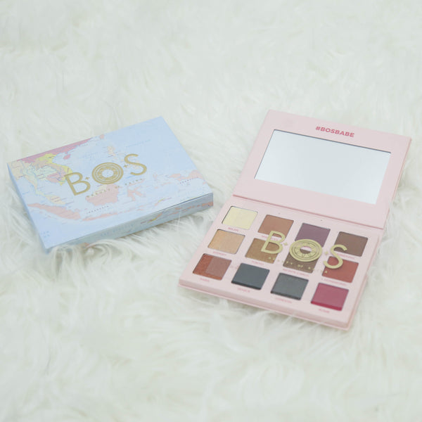 Eye Shadow Palette - Beauty Of Saira