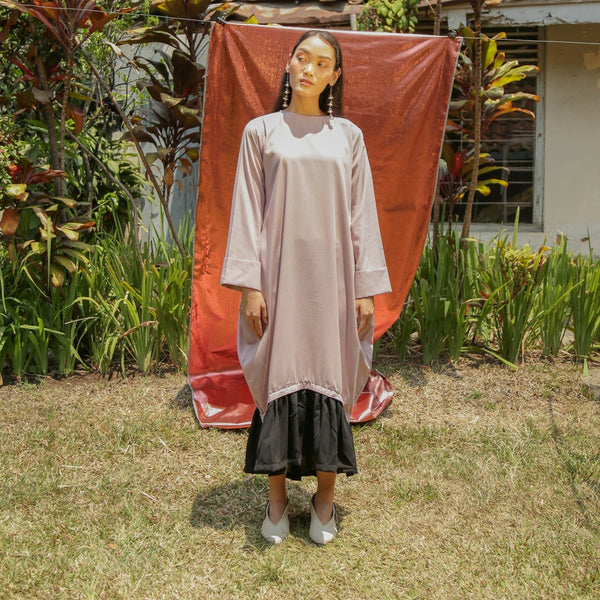Shura Dress Pink - Amita House - hglhouse