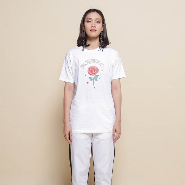 Red Rose Tshirt - Playhood - hglhouse