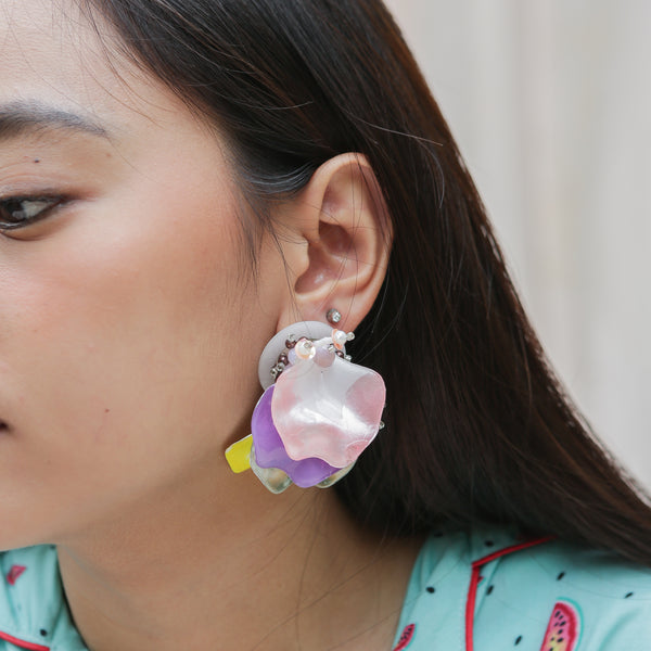 Cello Earring - Nirawatro - hglhouse