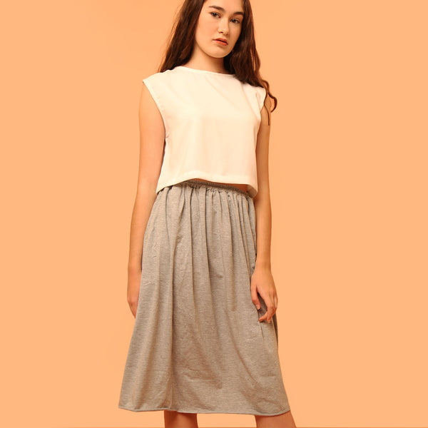 Molly Skirt Misty - Satchel
