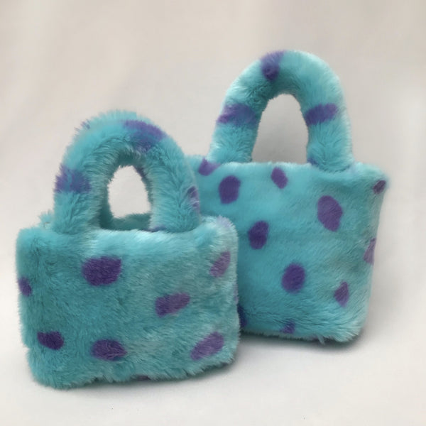 Sulley Fluffy Bag  - Bling It On - hglhouse
