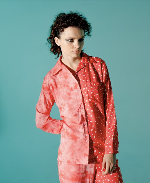 Coral Long Shirt - High On Life - hglhouse