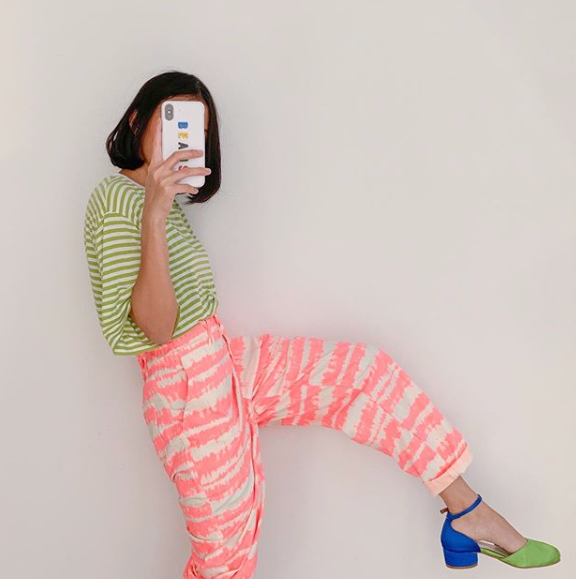 Hunting Pants Pink - High On Life - hglhouse