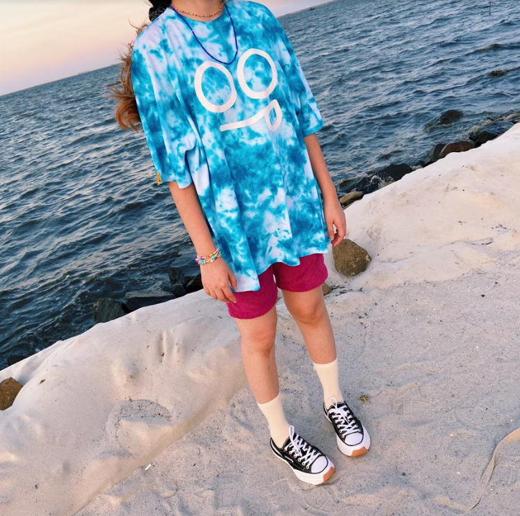 Tiedye Blue - Tooyoung - hglhouse