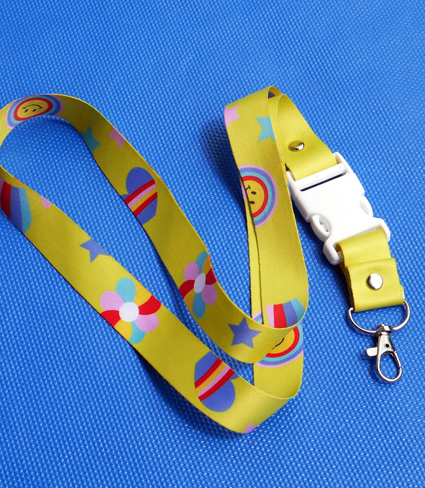 Happy Go Lanyard - Collage Kit