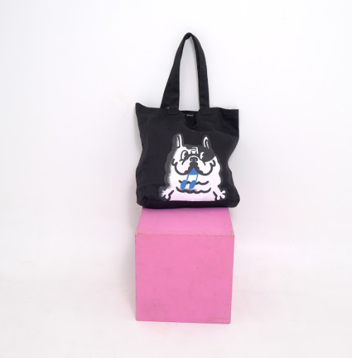 City Grrrl Totebag - Locale Woman - hglhouse