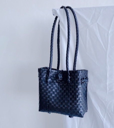 Longstrap Handbag Black - Kruns - hglhouse