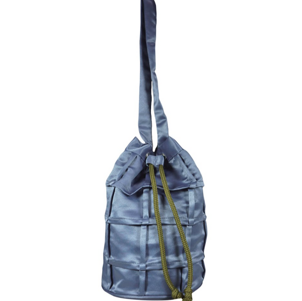 Blue Bowl Bucket Bag - Lunar Libran - hglhouse