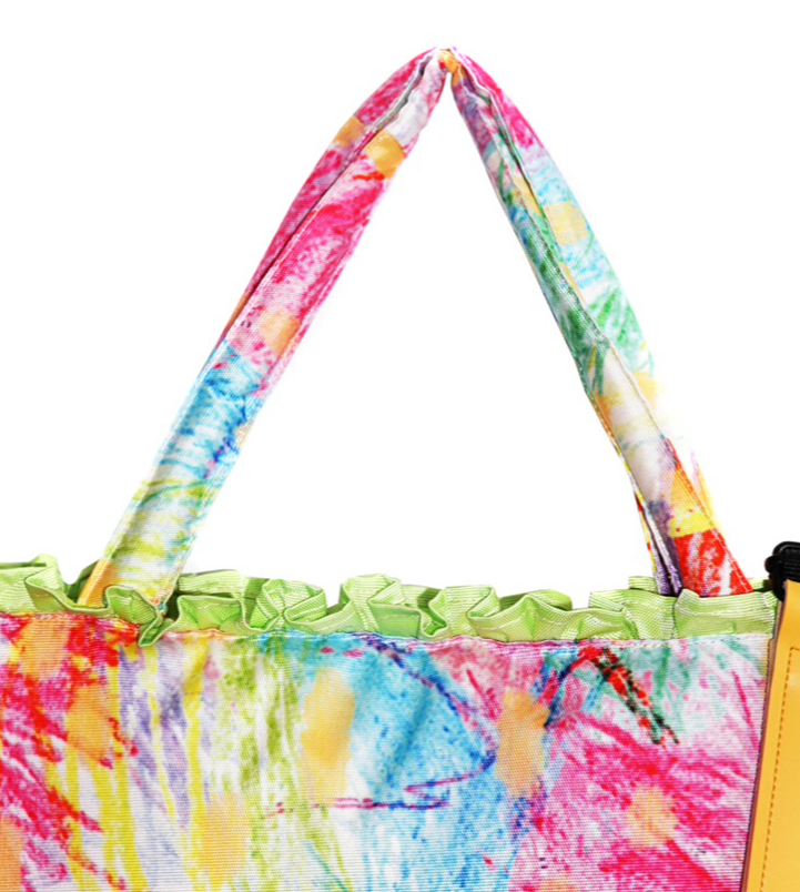 Mannequin Plastic Crayon On Paper - Tote Bag
