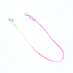 Rainbow Mask Strap Adult Short - House Of Jealouxy