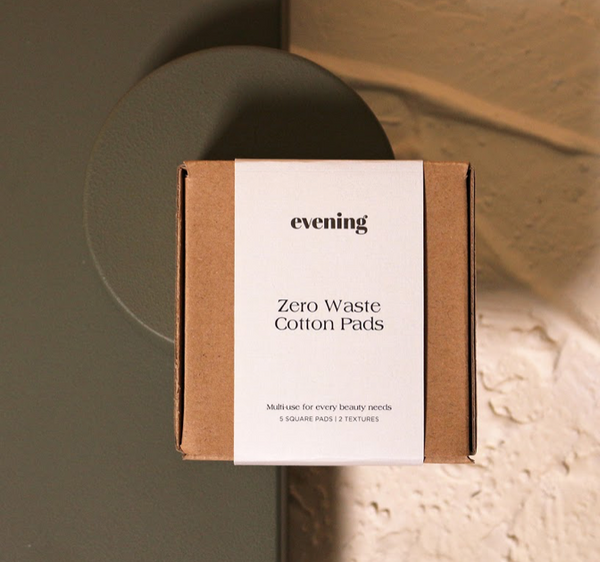Zero Waste Cotton Pads - Evening
