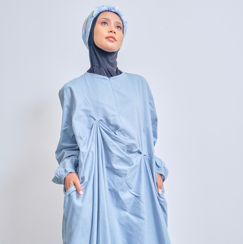 Emine Tunik Grey - Legan