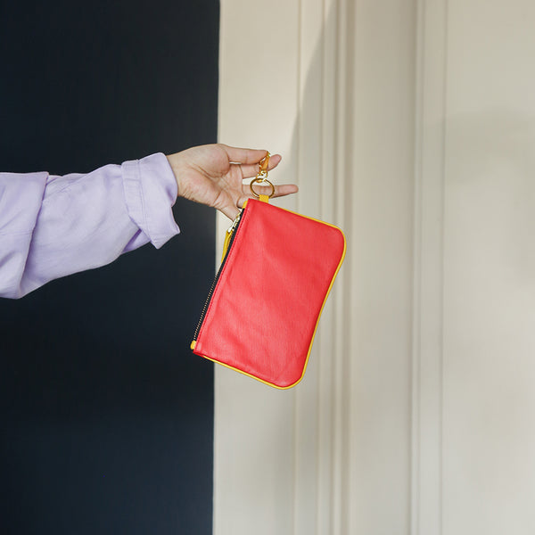 Red Yellow Pouch - Phuture - hglhouse